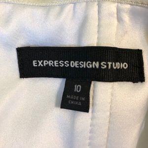 Express Dresses - Strapless Express Mini Dress